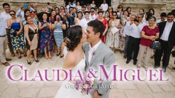 Boda Claudia y Miguel en Colán Video