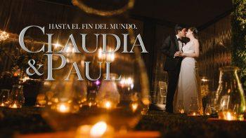 Boda Claudia y Paul en Piura Video